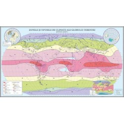 Harta climatica a Lumii