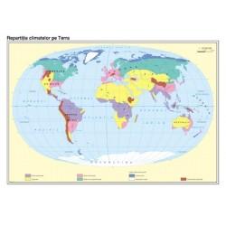 Pamantul: Regionarea climatica