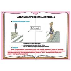 Comunicarea nonverbala - semnale luminoase