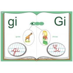 Grupul de litere (gi)