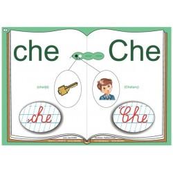 Grupul de litere (che)