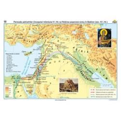 Perioada patriarhilor (inceputul mileniului II î. Hr.) si Robirea poporului evreu in Babilon (sec. VI î. Hr.)