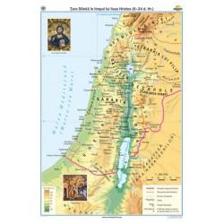 Tara Sfanta in timpul lui Iisus Hristos (6–34 d. Hr.)