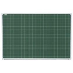 Tabla scolara magnetica liniata matematica