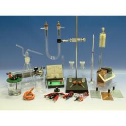 Trusa demonstrativa de electrochimie
