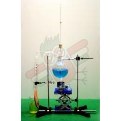 Distilator demonstrativ