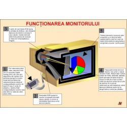 Functionarea monitorului
