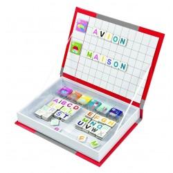 Alfabetul. Carte magnetica
