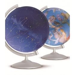 Glob geografic  iluminat Stelare Perla