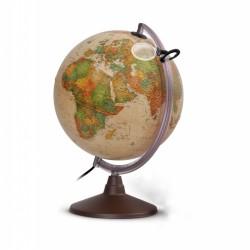Glob geografic  iluminat MP