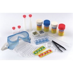Trusa pentru pregatirea preparatelor microscopice