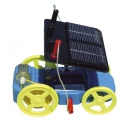 Vehicul actionat cu energie solara