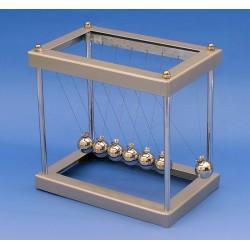 Dispozitiv pentru demonstrarea ciocnirilor elastice