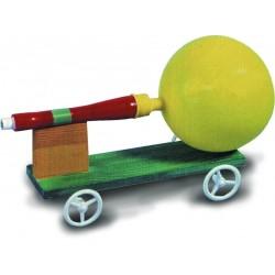 Racheta cu balon