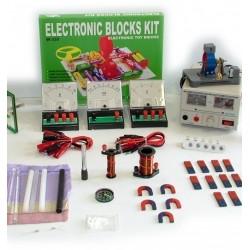 Kit Electricitate si Magnetism pentru Gimnaziu