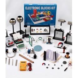 Kit Electricitate si Magnetism pentru Liceu