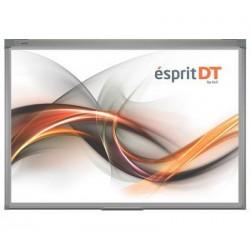 "Tabla interactiva 2x3 Esprit Dual Touch, 236×123 cm/101"""