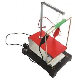 Dispozitiv pentru evidentierea fortei electrodinamice