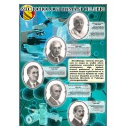 Portrete Microbiologi romani celebri