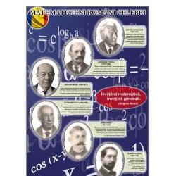 Portrete Matematicieni romani celebri