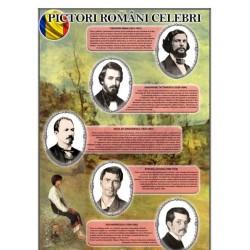 Portrete Pictori romani celebri