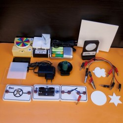 Kit curent electric. Optica