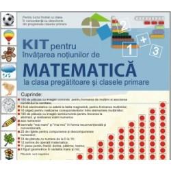 Kit matematica clasa pregatitoare