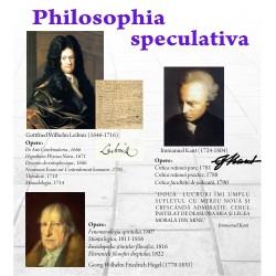 Filosofia speculativa