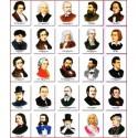 Portrete Compozitori clasici si moderni