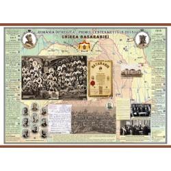 Romania Intregita - Primul Centenar. Unirea Basarabiei
