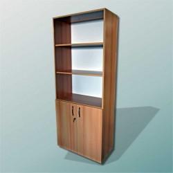 Dulap biblioteca cu doua usi