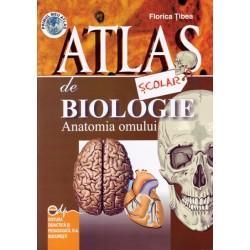 Atlas scolar de biologie - Anatomia omului