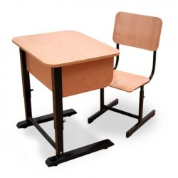 Banca individuala reglabila cu scaun RITM-L