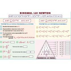 Binomul lui Newton/ Elemente de combinatorica