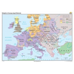 Reforma religioasa sii urmarile sale in Europa (secolul XVI-XVII)