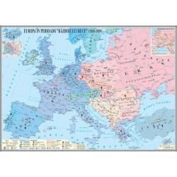 Europa in perioada  razboiului rece  (1945-1989)