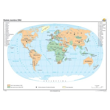 Statele membre ONU