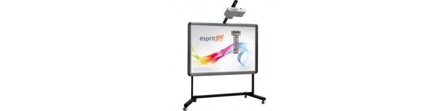 Table interactive 2x3 Esprit