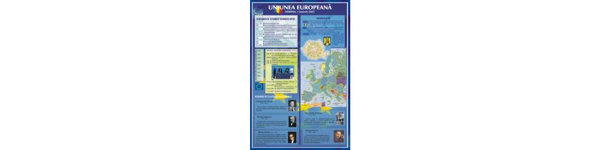 Planse Uniunea Europeana si Romania