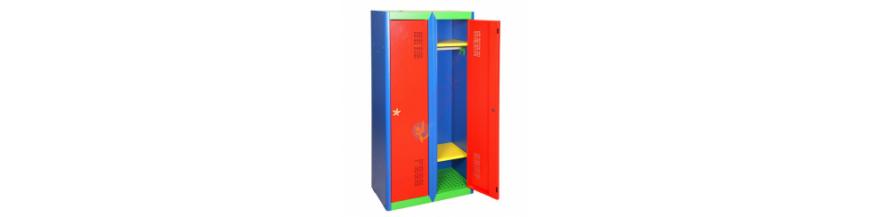 Mobilier metalic pentru scoli si gradinite