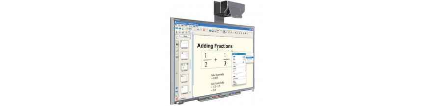 Table interactive si sisteme interactive  pentru mediul educational